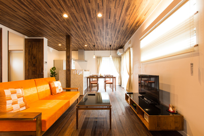 Japanese Modern Waza  Fuji model house:写真